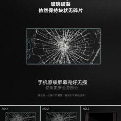 Mi3 - Nillkin Amazing H+ (Protection écran en verre) ()