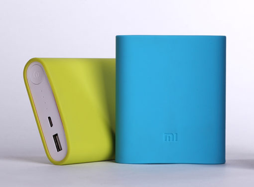 Xiaomi PowerBank 10000mAh + Protection Silicone ()