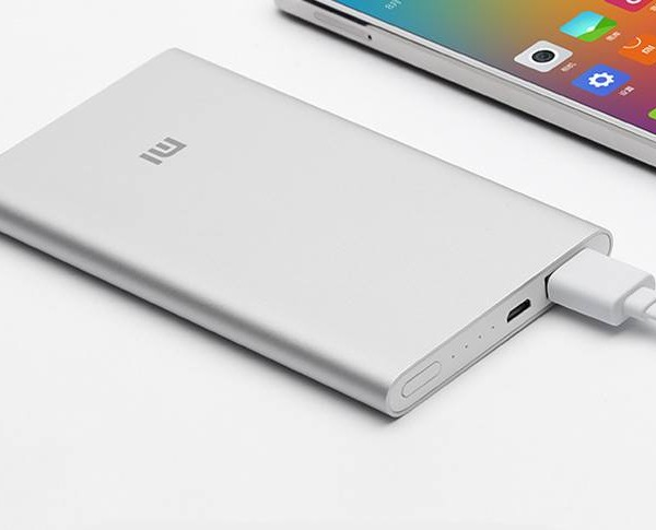 Xiaomi 5000mAh Ultra-Slim power bank (5)