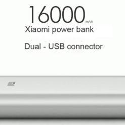 Xiaomi PowerBank 16000mAh (3)