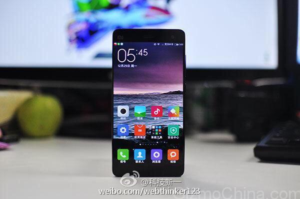 Xiaomi Mi5 Leack