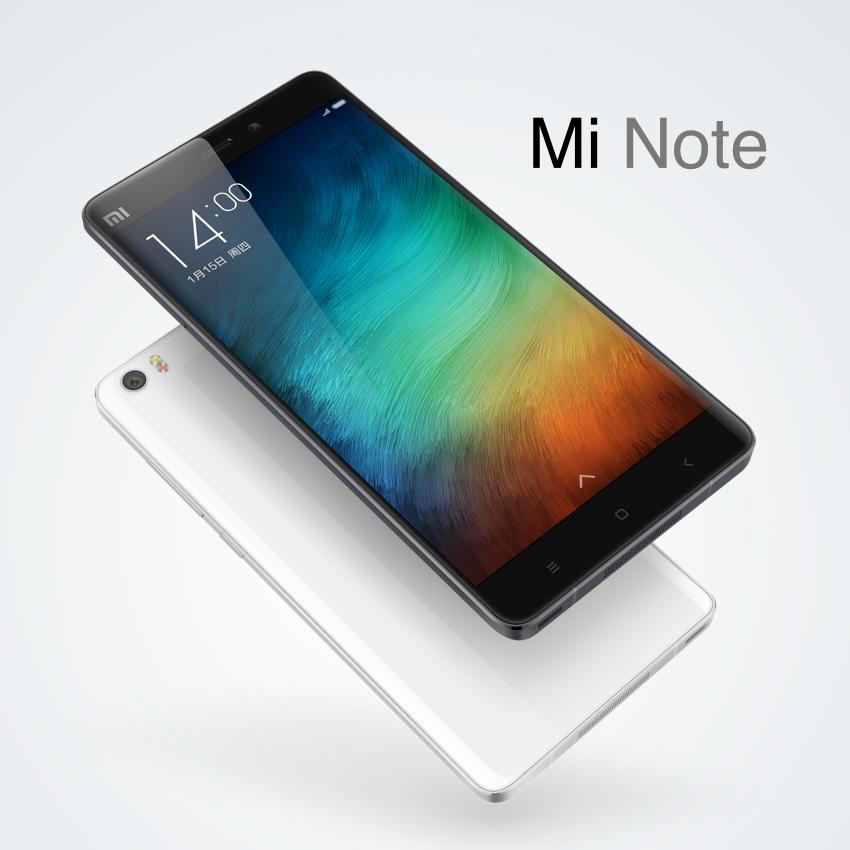 Xiaomi Mi Note official