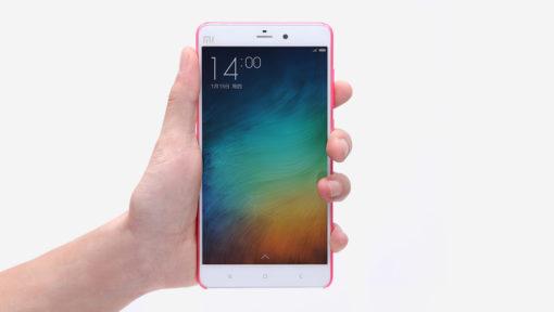 Xiaomi Mi Note - Protection souple ()