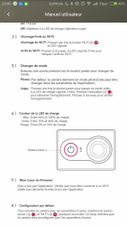 Manuel utilisation - Documentation - Yi Sport Camera (1)