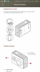 Manuel utilisation - Documentation - Yi Sport Camera (2)