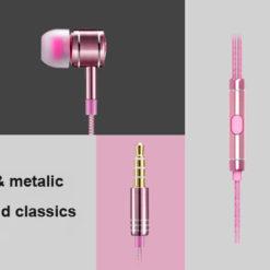 Xiaomi (1 More Design Piston) - Piston Pink ()