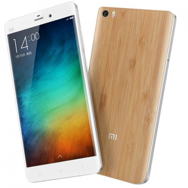 Xiaomi Mi Note Bambou