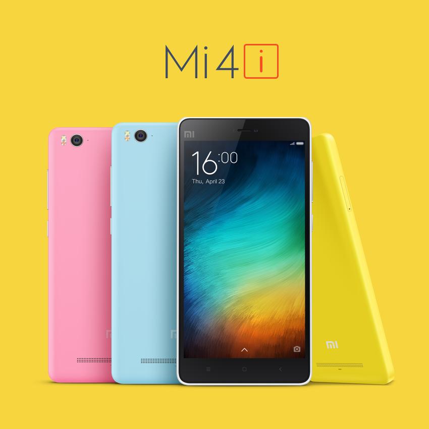 Xiaomi-Mi4i-couleurs
