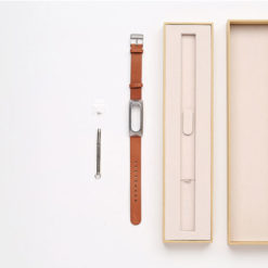 Xiaomi MiBand Bracelet Cuir Leather (13)