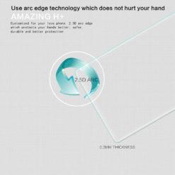 Samsung Galaxy Note 3 - Nillkin Amazing H+ (Protection écran en verre) ()