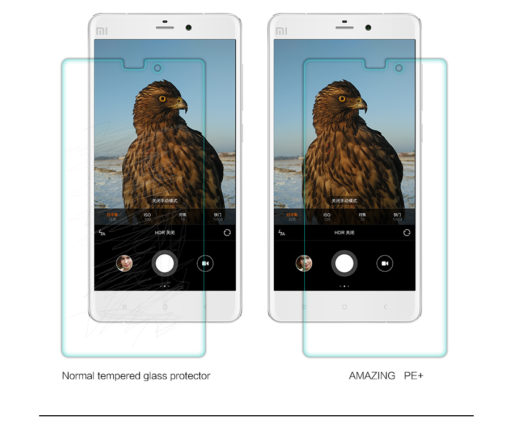 Xiaomi Mi Note - Nillkin Amazing PE+ (Verre anti lumière bleue) ()
