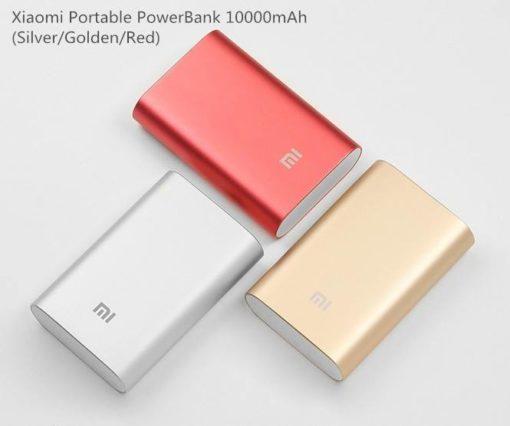 Xiaomi PowerBank 10000 mAh (Version 2015) ()