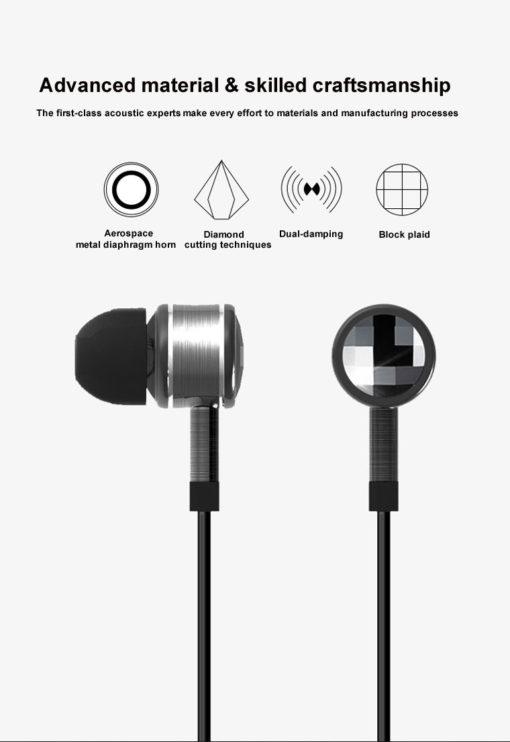 Xiaomi (1 More Design Piston) - Piston BLACK ()