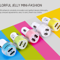 """Nillkin - Chargeur voiture allume cigare """"Jelly"""" ()"""
