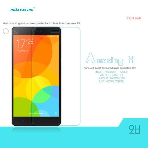 Mi4i - Nillkin Amazing H (Protection écran en verre) ()