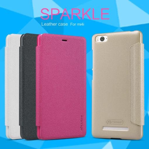 Mi4c - Nillkin SPARKLE (Flip Cover) ()