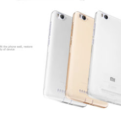 Mi4i - Nillkin TPU Case (Coque de Protection) ()
