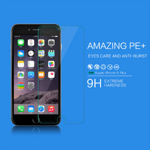 Apple iPhone 6 Plus - Nillkin Amazing PE+ (Verre anti lumière bleue) ()