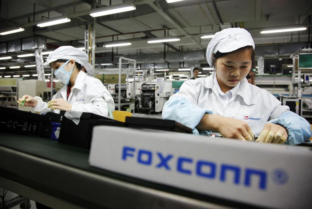 Foxconn usine