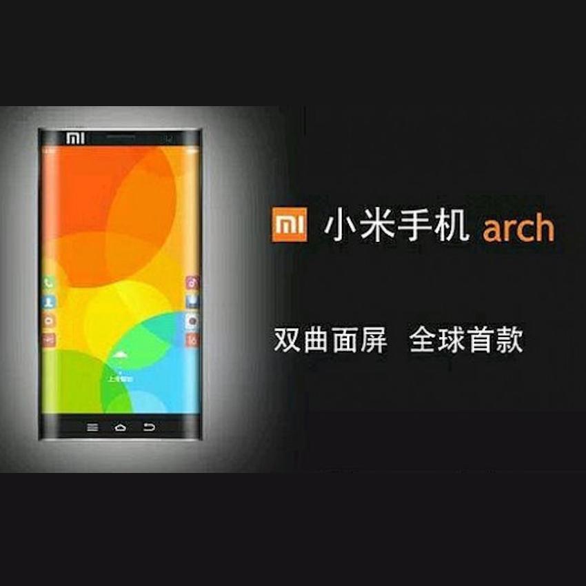 Xiaomi Mi Edge rumeur