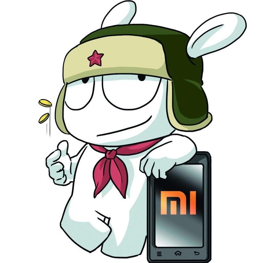 Xiaomi mitu mascotte
