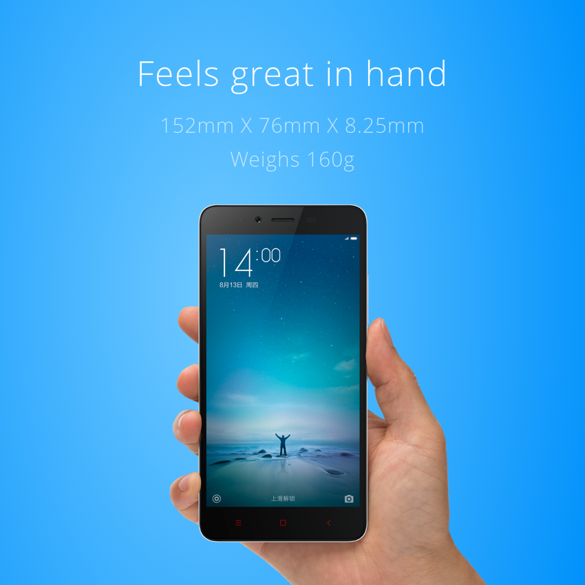redmi note 2 Record vente2