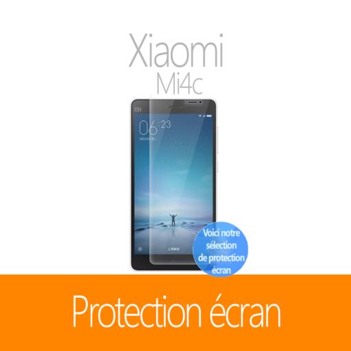 Xiaomi Mi4c / Mi4i - Protection écran (Verre trempé) ()