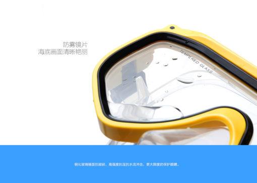 YiCam - Masque de plongée ()
