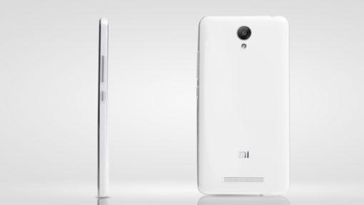 Xiaomi RedMi Note 2 - Protection souple TPU ()
