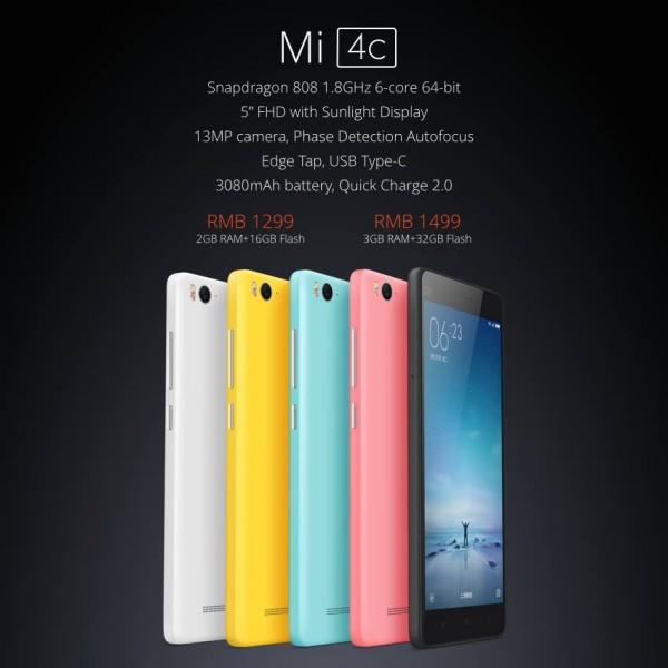 XIFRANCE.COM – Xiaomi Mi4C (1)