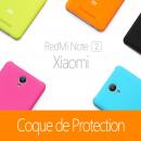 XIFRANCE.COM - Xiaomi RedMi NOTE 2 -Cover Case (0)