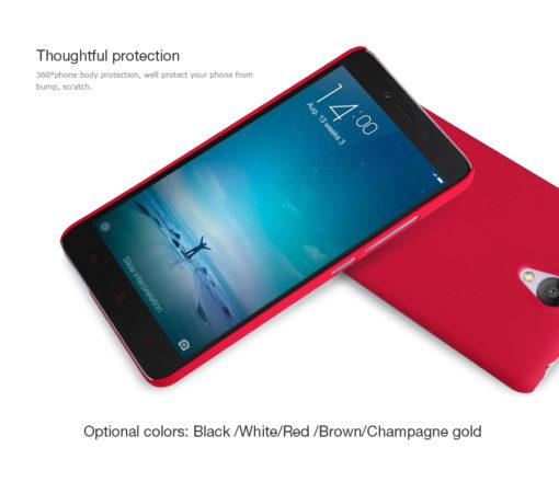 RedMi Note 2 - Nillkin Super Frosted (Coque de Protection) ()