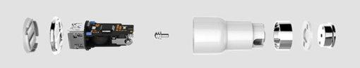 Chargeur Voiture RoidMi - Allume cigare avec Bluetooth FM ()
