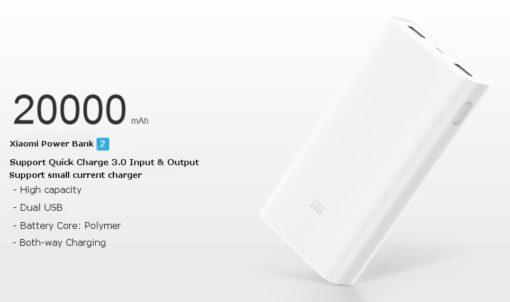 Xiaomi PowerBank 20000 mAh ()