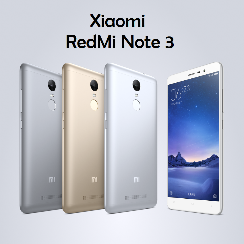 Xiaomi redmi note 3 4g