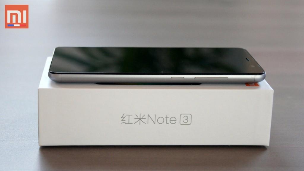 Test : Xiaomi Redmi Note 3 ()