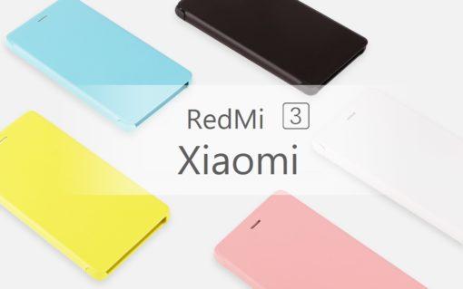 Xiaomi RedMi 3 - Flip Cover MOFI ()