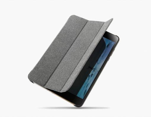 "Xiaomi MiPad 2 - Flip Cover ""Effet Tissu"" ()"