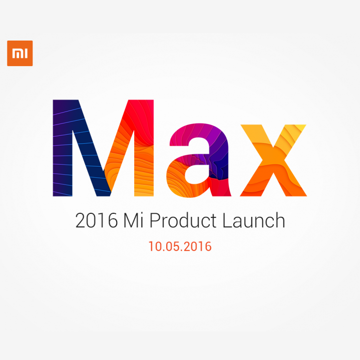 mi max presentation