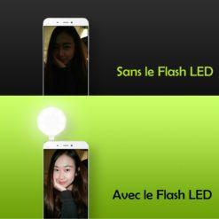 Xiaomi - Flash à LED via prise jack ()