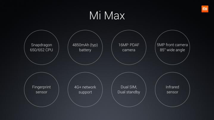 Présentation Mi Max (3)