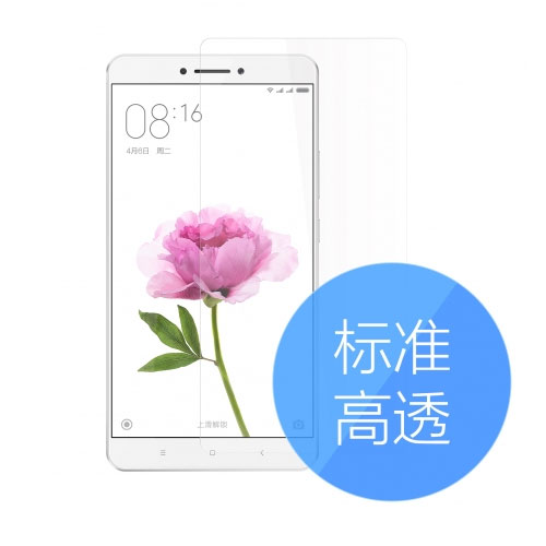 XIFRANCE.COM – Xiaomi Mi Max High Transparent Screen Protector