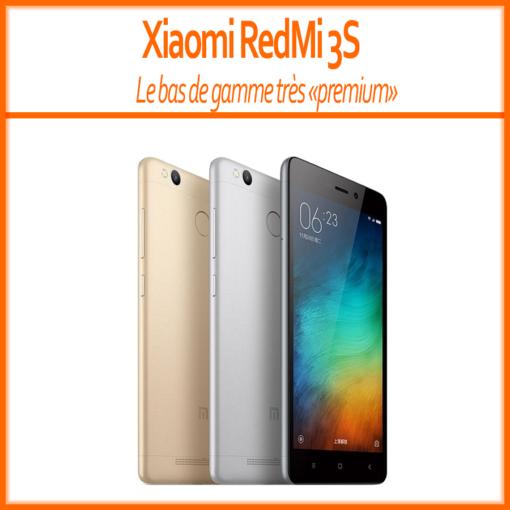 Xiaomi Redmi 3S (2GB/16GB) ()