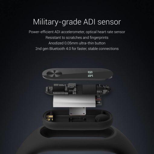 Xiaomi MiBand 2 ()