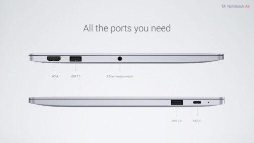 Xiaomi Mi Notebook Air 13.3″ (Intel i7) ()