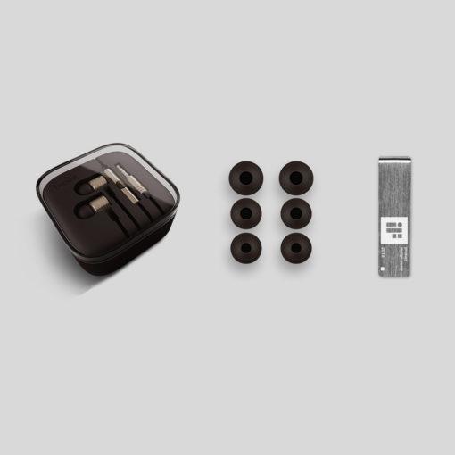 Écouteurs à piston 1 More (Réédition des Xiaomi Gold V2) ()
