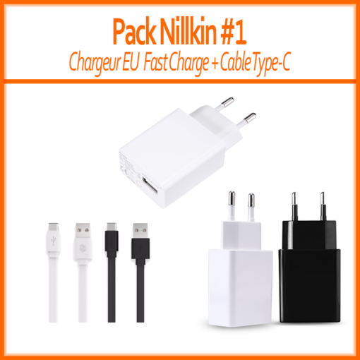 Pack d'Accessoires Nillkin #1 ()