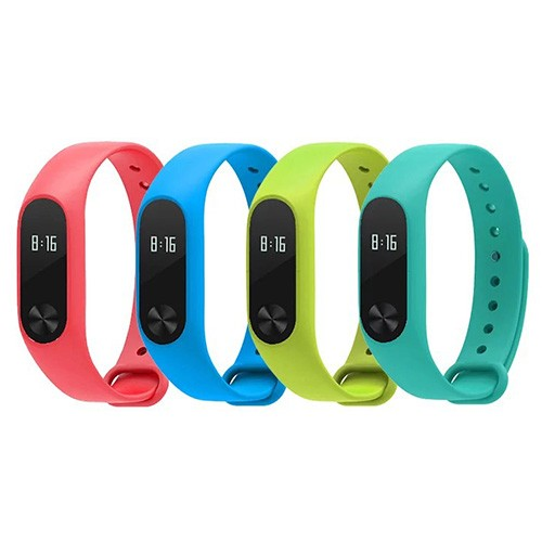 MiBand2 – Bracelet Xiaomi coloré (1)