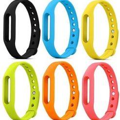 MiBand2 - Bracelet Xiaomi coloré (3)