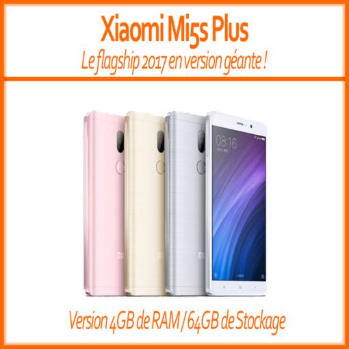 Xiaomi Mi5s Plus (4GB RAM / 64GB ROM) ()